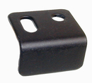 Strike Plate L Shape 3/4x1/2 Black