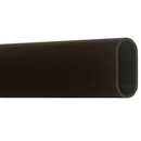 Oval Closet Rod 8ft OIL RUB BRONZE