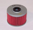 K&N KNOFKN-112 Honda High Flow Oil Filter