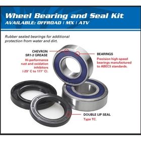 All Balls WBK-25-1436 Rear Wheel Bearing For Arctic Cat