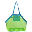 GOGO Large Beach Mesh Bag Foldable Sand Away Beach Tote for Baby Toys Collecting, 17.72