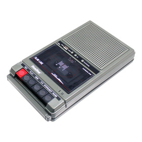 Hamilton Cassette Player, 2 Station, 1 Watt