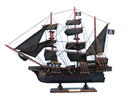 Handcrafted Model Ships ADVENTURE GALLEY 20 Captain Kidd's Adventure Galley 20