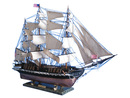 Handcrafted Model Ships B0801C USS Constitution Limited 50