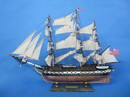 Handcrafted Model Ships B0803C USS Constitution Limited 30