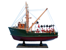 Handcrafted Model Ships Gail 16 Andrea Gail 16