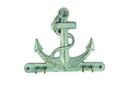 Handcrafted Model Ships K-717-bronze Antique Bronze Cast Iron Anchor With Hook 8