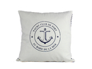 Handcrafted Model Ships Pillow 107 Yacht Club Anchor Decorative Throw Pillow 16
