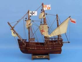 """Handcrafted Model Ships Pinta12 Pinta 12"""""""