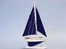 Handcrafted Model Ships ps-blue-bluesails Pacific Sailer 17