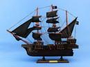"""Handcrafted Model Ships QA15 Blackbeard's Queen Anne's Revenge 15"""""""