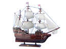 Handcrafted Model Ships Rico Mayflower20 Mayflower 20