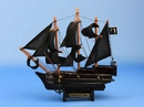 Handcrafted Model Ships RoyalFortune-7 Black Bart's Royal Fortune 7