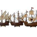 Handcrafted Model Ships Santa Maria,Nina12,Pinta12 Buy Santa Maria, Nina & Pinta Set