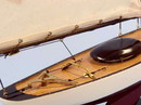 Handcrafted Model Ships Sloop 3 - 26 Bermuda Sloop 26