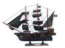 Handcrafted Model Ships THE WILLIAM 20 Calico Jack's The William 20