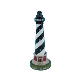 Handcrafted Model Ships Y-41627 Cape Hatteras Lighthouse Decoration 7""