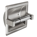 Harney Hardware 13059 Recessed Toilet Paper Dispenser, Single Roll