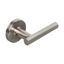 Harney Hardware 87602 Riley Inactive / Dummy Contemporary Door Lever
