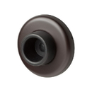 Harney Hardware WB250U10B Wall Stop, Concave, 2 1/8 In. Diameter