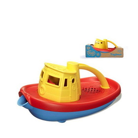 Green Toys Tug Boat - Yellow, Price/EA
