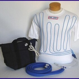 Cool Shirt 6 Qt. Portable Bag System Only