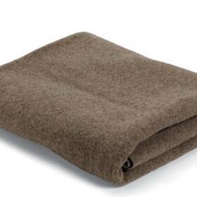 Hugger Mugger Eco Wool Blanket - Fawn