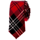 "TopTie Unisex New Fashion Plaid Skinny 2"" Inch Necktie, Discount Neckties, Available in 4 Colors"