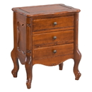 Windsor Three Drawer Table