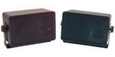 IEC ACC70600 2 x 25 Watt(rms) Indoor/Outdoor Speakers Black