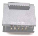 IEC CE10F Card Edge 10 Position Female Connector