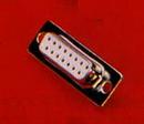 IEC DB15FS DB15 Female Solder Type Connector