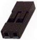 IEC HD1X02F Header Connector 1x2 Receptacle