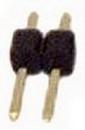 IEC HD1X02 PCB Header Pins 1x2