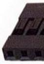 IEC HD1X08F Header Connector 1x8 Receptacle
