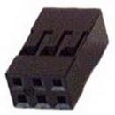 IEC HD2X03F Header Connector 6 Pin (2x3) Receptacle