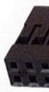 IEC HD2X06F Header Connector 12 Pin (2x6) Receptacle