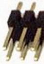 IEC HD2X07 PCB Header Pins 14 Pin (2x7)