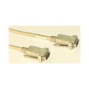 IEC L2091 DB09 Male to Male Cable 6'