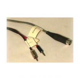 IEC L4132 Atari Monochrome Monitor Cable 5'