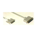 IEC M1590-10 Apple Mac&#8482 DB25 Male Low Speed SCSI Cable 10'