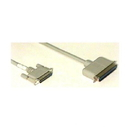 IEC M1590 Apple Mac&#8482 DB25 Male Low Speed SCSI Cable 3'