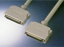 IEC M350202-10 SCSI Cable DM50 Male to DM50 Male 25 Pair 10'