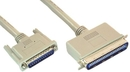 IEC M352000 SCSI Cable DB25 Male to CN50 Male 3'