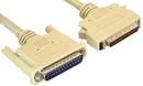 IEC M352002 SCSI Cable DB25 Male to DM50 Male 3'