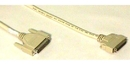 IEC M352004-06 SCSI Cable DB25 Male to CH50 Male 6'