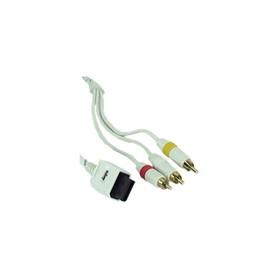 IEC M42110 Nintendo Wii Composite Cable 6 feet