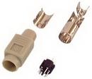IEC MD05M Mini Din 5 Pin Male Connector