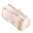 IEC MP10M RJ45 10 Position Modular Plug for Stranded Wire