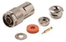 IEC NM N-type Male Connector for Thick Ethernet&#8482 (RG8)